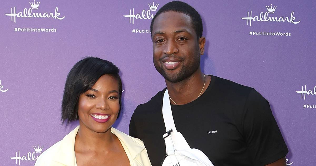 Dwyane Wade defends wife Gabrielle Union against criticism after baby's birth