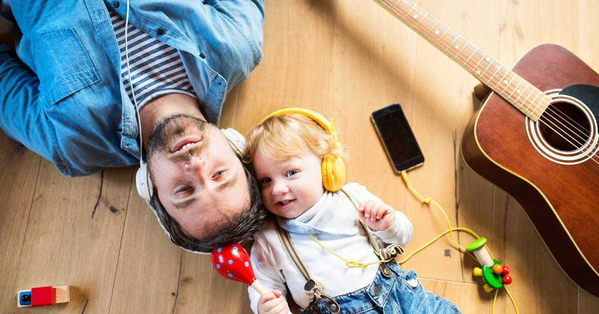 Kids' music: Survey finds parents influence musical tastes