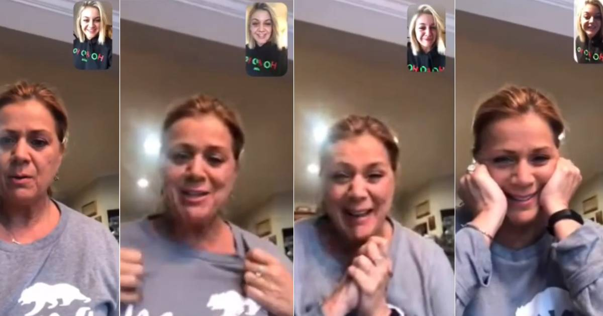 Kelsea Ballerini shares video of emotional call with mom after Grammy nomination