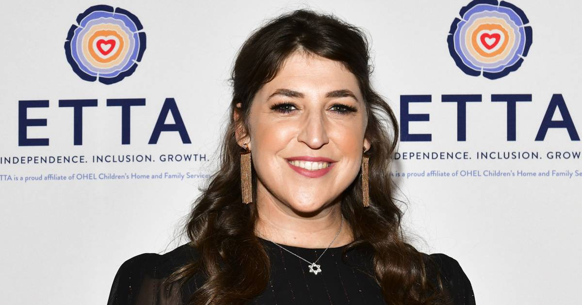 Mayim Bialik gets candid about 'mom guilt' as a working parent