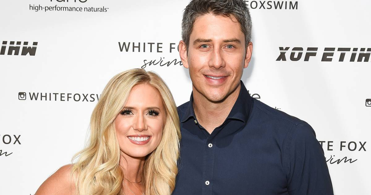 Arie reflects on his time as the Bachelor — and how he found out Lauren is pregnant