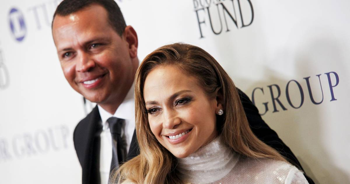 Jennifer Lopez on blending A-Rod's family and hers: Kids are so 'open to love'