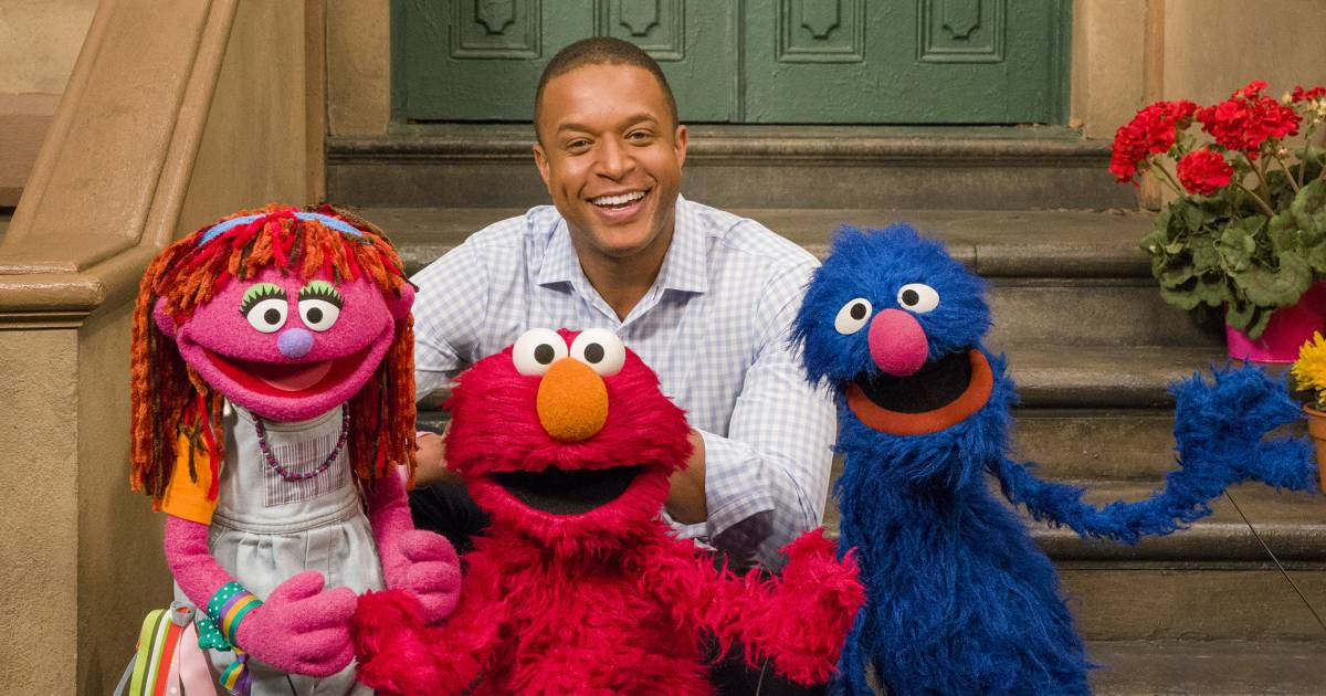 'Sesame Street' tackles homelessness with this Muppet's new storyline
