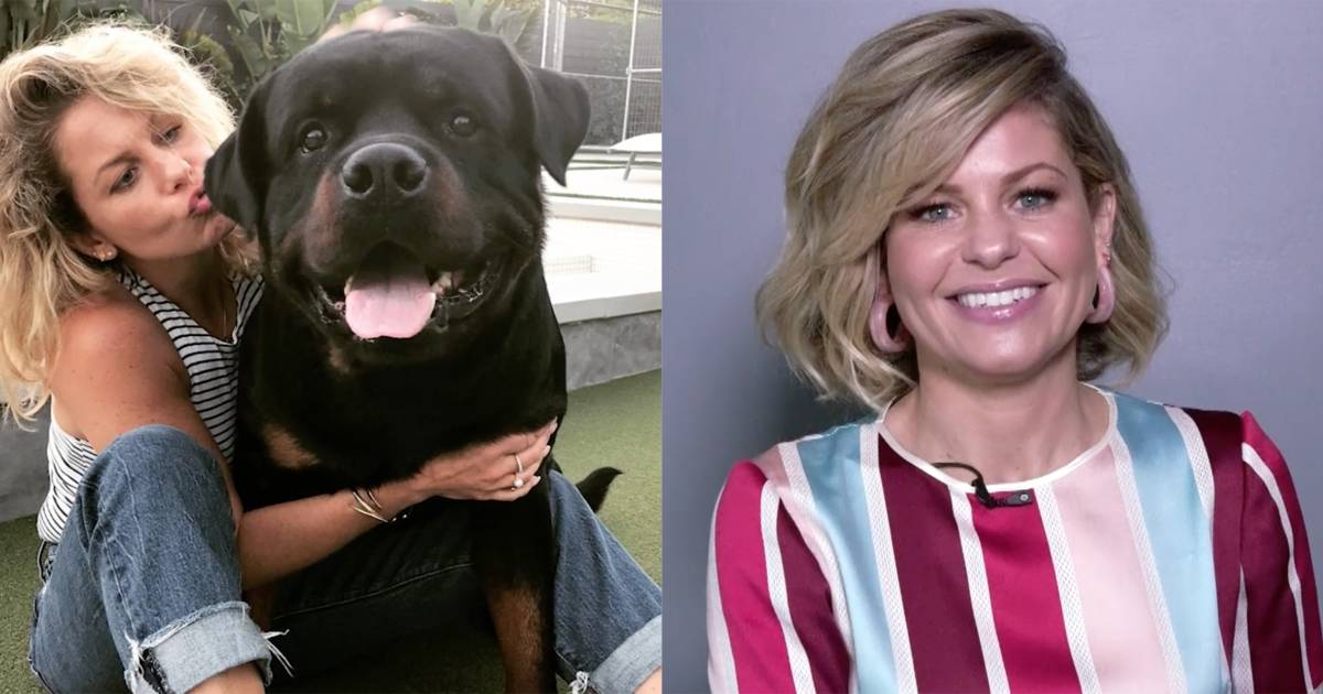 How 'Full House' prepared Candace Cameron Bure for dog ownership