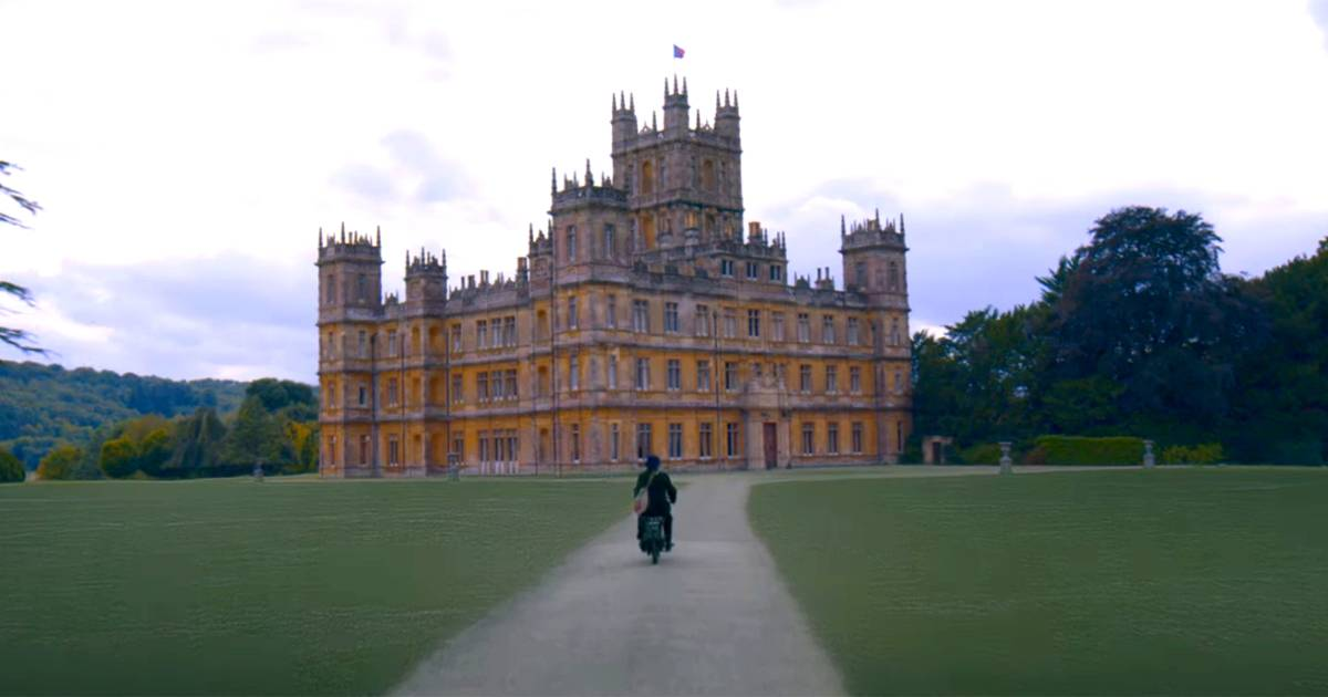 1st 'Downton Abbey' movie teaser trailer welcomes fans back to the castle