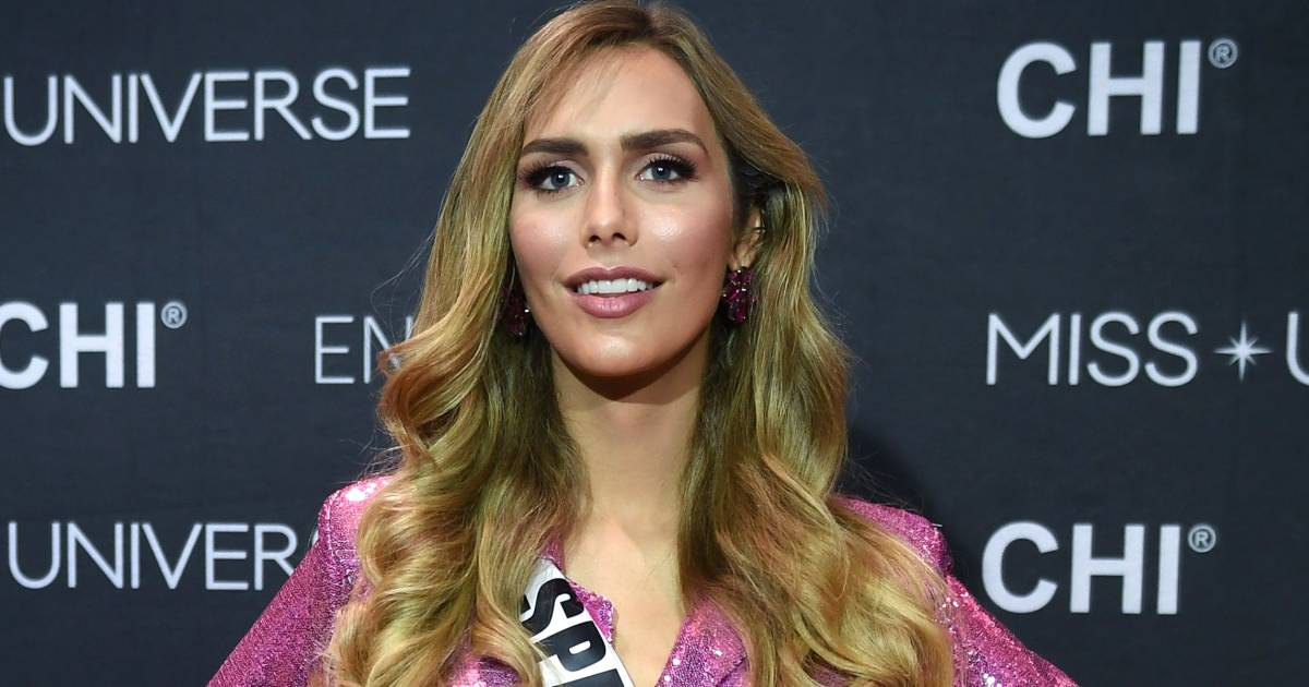 Angela Ponce is the first openly transgender Miss Universe contestant