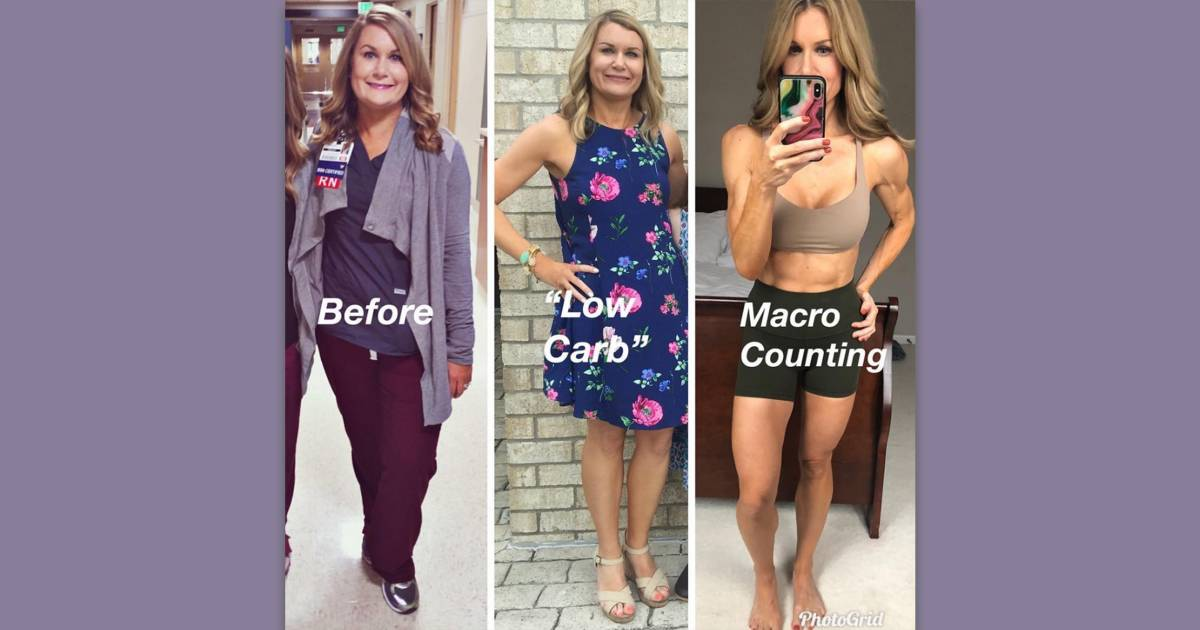 The macro diet: Counting macros can help with weight loss