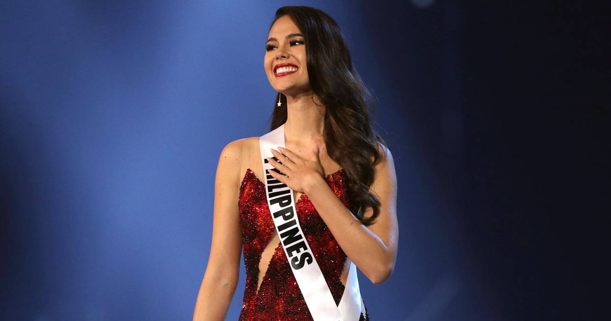 New Miss Universe winner shares mom's prediction that came true for her