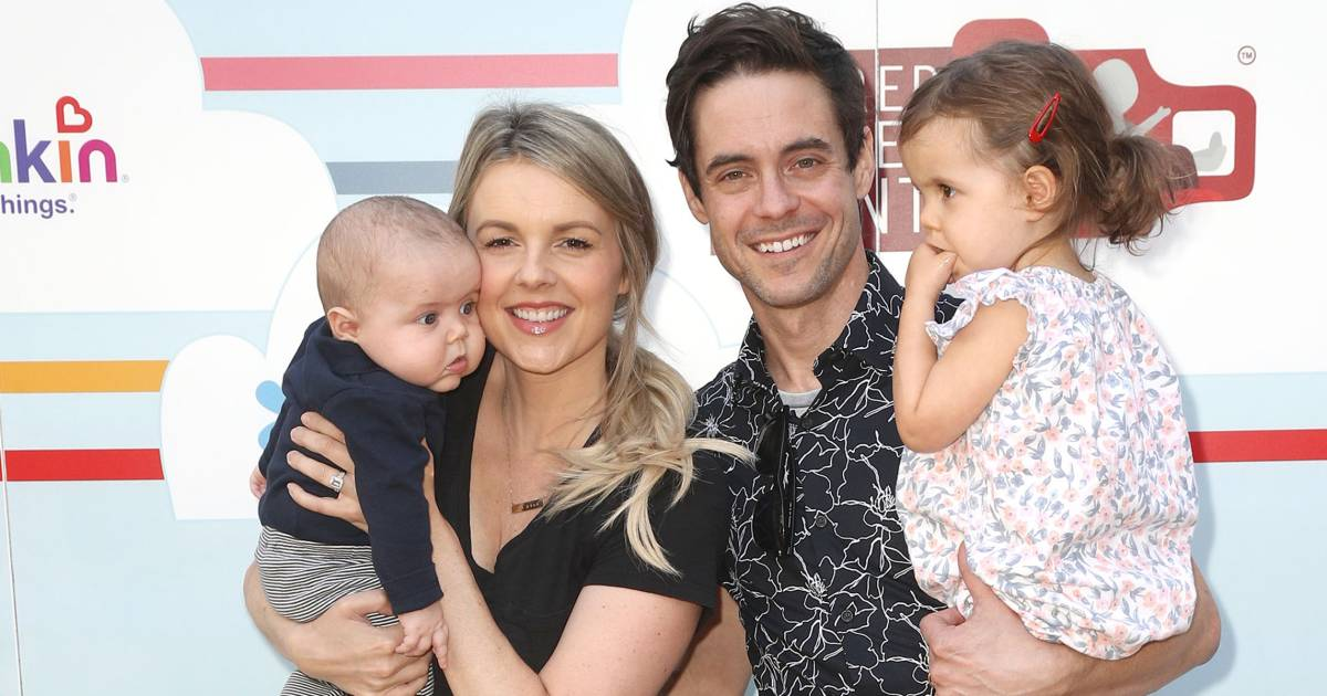 Ali Fedotowsky's 6-month-old son is using an oxygen mask for breathing troubles