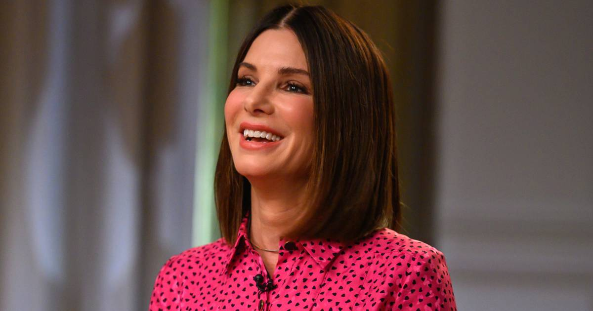 Sandra Bullock reveals she's trying something new for Christmas this year