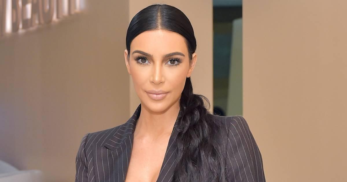 Kim Kardashian West says psoriasis has 'taken over my body'