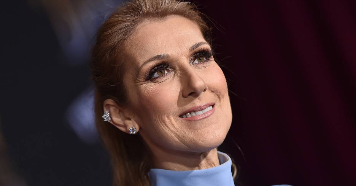 Céline Dion shares sweet family photo featuring her 3 sons for the holidays