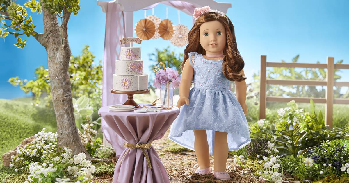 American Girl doll announces Blaire, 2019 Girl of the Year