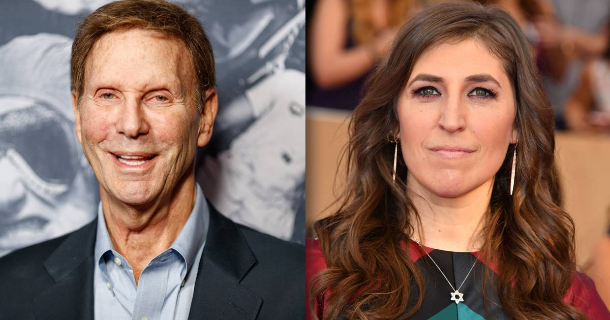 Mayim Bialik pays touching tribute to TV dad Bob Einstein after his death