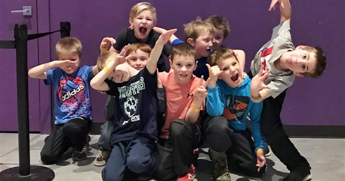 What's a fiver party? All about this kids' birthday party trend