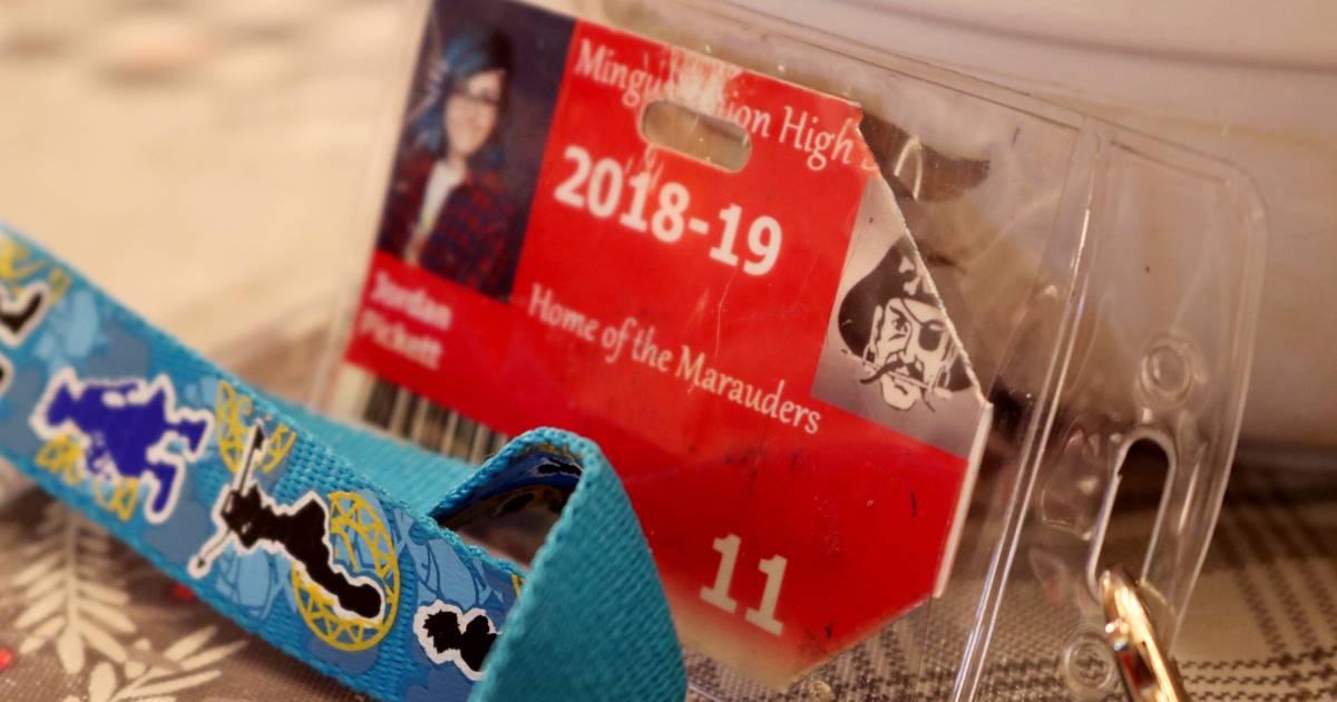 Jordan Pickett, ACLU ask school to stop scarlet badge policy