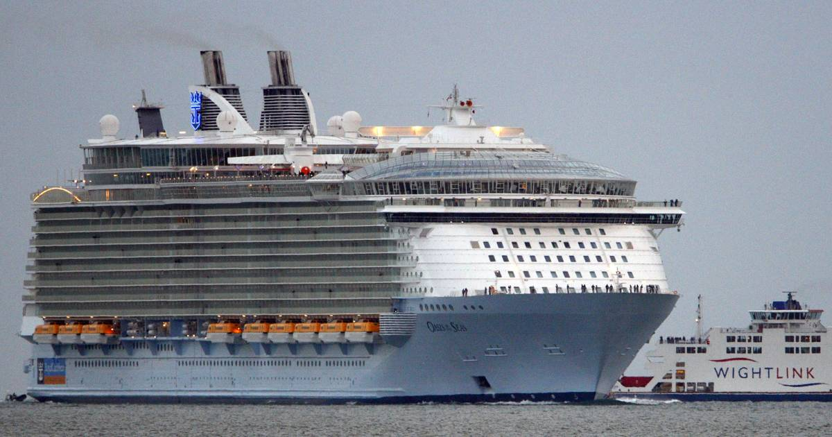 Nearly 300 Sick With Stomach Flu Aboard Royal Caribbean