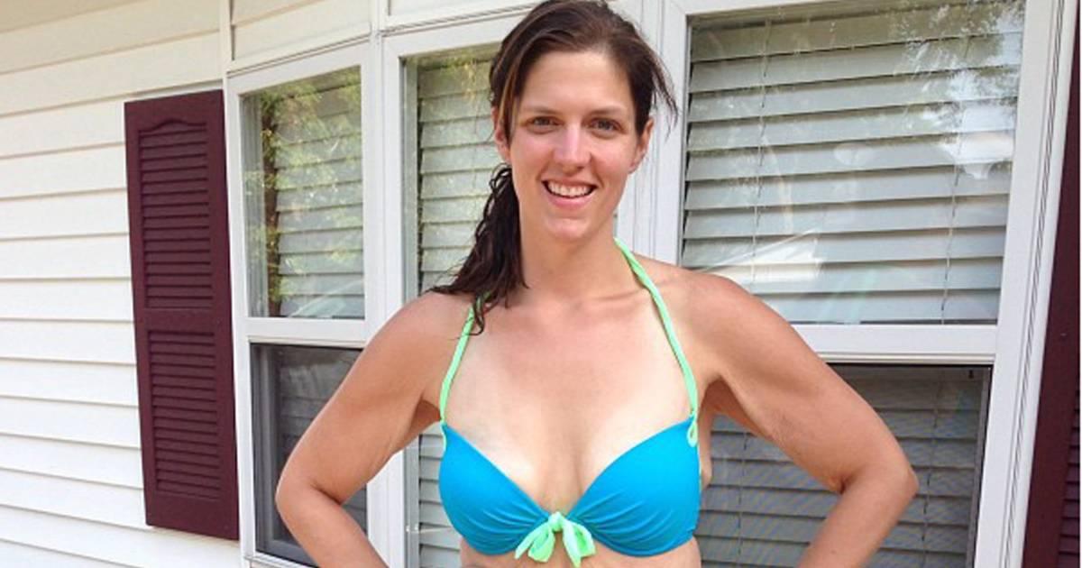 Woman whose weight-loss bikini pic went viral talks Shape ...
