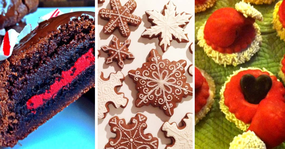 3 creative holiday cookie recipes from TODAY viewers