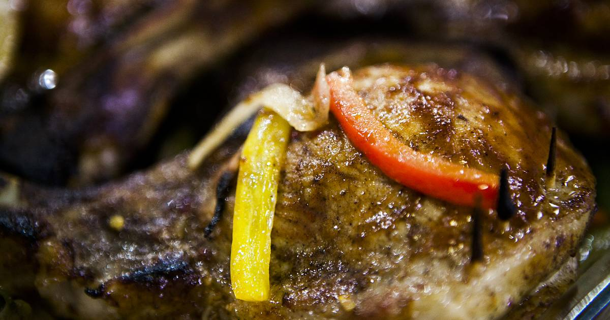 No grill? No problem! Make barbecued pork chops in the oven