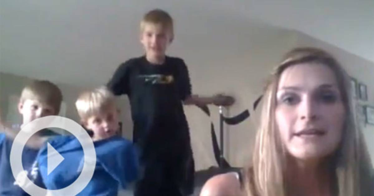 Mom of boys? You need to hear this