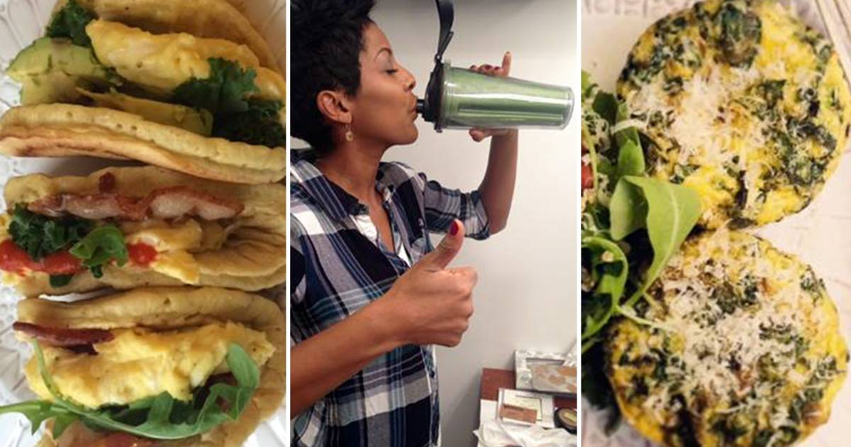 Pancake tacos, kale smoothie: 4 healthy, yummy ideas for breakfast
