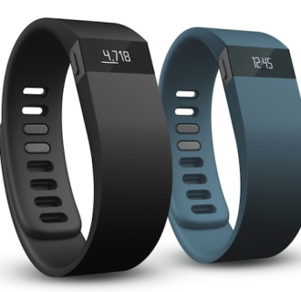 Image: Fitbit Force bands.