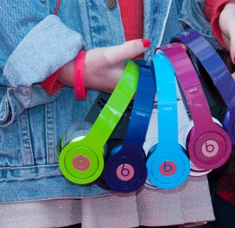 Beats By Dr Dre: Show Your Colours - Photocall