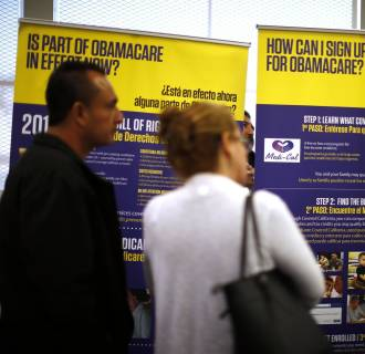 If companies are having trouble getting young people to sign up for health insurance, blame mom and dad, a new study shows.
