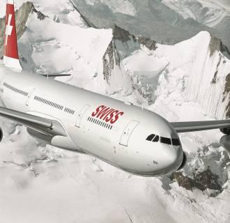 Image: Swiss International Air Lines