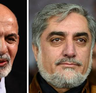 Image: AFGHANISTAN-ELECTION-CANDIDATES-FILES
