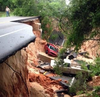 Image: Pensacola flooding