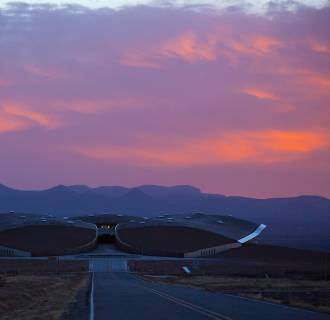 Image: Spaceport America is ready for Virgin Galactic to move in and begin operations.