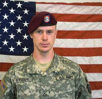 Image: Private First Class Bowe Bergdahl, before his capture by the Taliban in Afghanistan