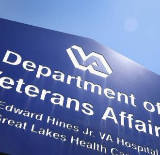 Image: Chicago Area Hines Veterans Hospital Sited In Mass VA Scandal