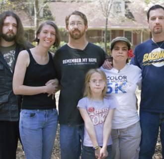 Polyamorous family on wife swap celebrity