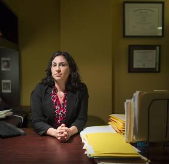 Image: Attorney Talia Peleg