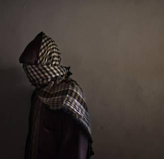Image: A member of Boko Haram in Kano, Nigeria, 2012.