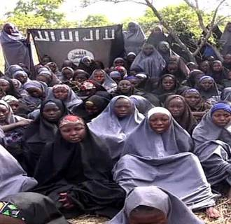 Image: Boko Haram released a new video claiming to show the missing Nigerian schoolgirls
