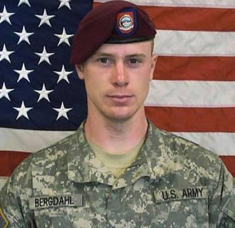 Image: U.S. Army Sergeant Bowe Berghdal