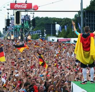 Image: Germany Victory Celebration - 2014 FIFA World Cup Brazil