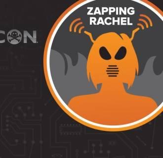 Image: FTC 'Zapping Rachel' logo