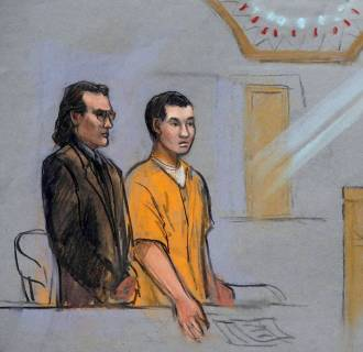 Image: Azamat Tazhayakov, a college friend of Boston Marathon bombing suspect Dzhokhar Tsarnaev