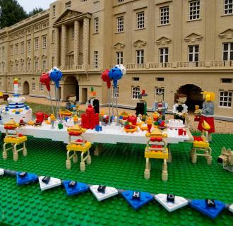 Image: Legoland Windsor Host A First Birthday Party For Prince George Of Cambridge