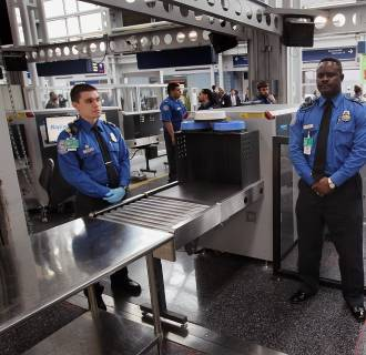 Image: FILE: TSA To Raise Ticket Fee