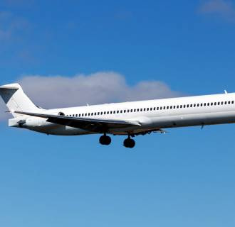Image: Swiftair McDonnell Douglas MD-83, registered EC-LTV