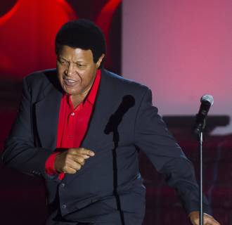 Chubby Checker settled his suit against Hewlett-Packard over an app using his name to purportedly estimate a man's penis size.