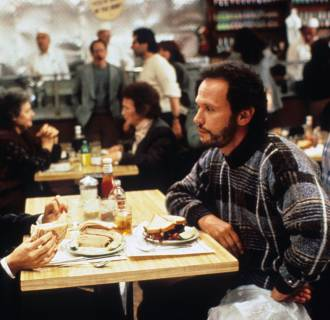 Image: WHEN HARRY MET SALLY..., Meg Ryan, Billy Crystal, 1989, (c) Columbia/courtesy Everett Collection