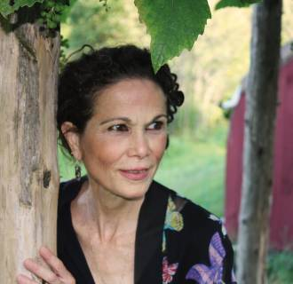 Image: Author Julia Alvarez