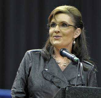 Image: Sarah Palin on May 21